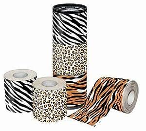 Designer Toilet Paper - New Safari Collection