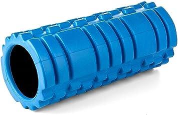 Aurion Trigger Point Grid Foam Roller ( 33 Cm) Massage Foam Roller 96 Bumps
