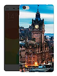 "Humor Gang London Big Ben View Printed Designer Mobile Back Cover For ""Xiaomi Redmi Mi5"" (3D, Matte Finish, Premium Quality, Protective Snap On Slim Hard Phone Case, Multi Color)"
