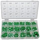 270 tlg. Set Dichtungsringe O-Ring Dichtung für kfz Klimaanlage Ring Grün