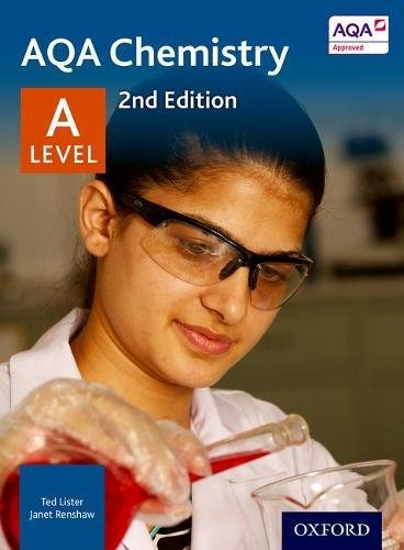 AQA Chemistry A Level Student Book for sale  Delivered anywhere in UK