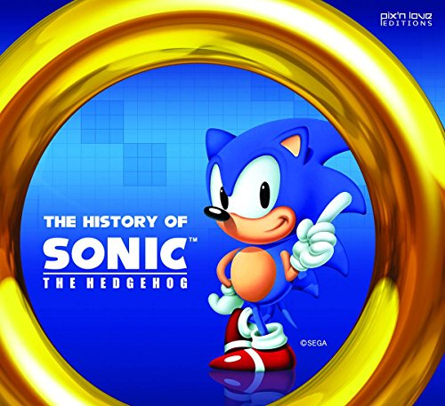 The History of Sonic the Hedgehog (Pix 'n Love Editions)