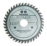 Inter-Craft 115mm Sägeblatt Top Qualität Kreissägeblatt für Holz 115 x 22.2mm 40 Zähne