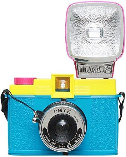 Diana F+ CMYK Edition Medium Format Camera