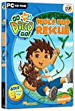 Go Diego Go! Wolf Pup Rescue (PC CD) by Avanquest Software