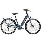 Diamant E-Bike Zagora+ Wave 28' 500Wh Bosch Active Plus 10G Freilauf blau, Rahmenhöhe:50cm