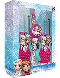 Disney Frozen Reloj y walkie-Talkie (Kids WD19271)