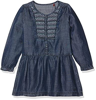 s.Oliver Girl's in Denimoptik Dress