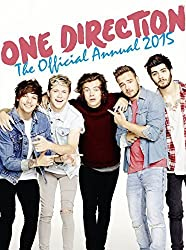 One Direction: The Official Annual 2015 (Annuals 2015) by One Direction (2014-08-28)
