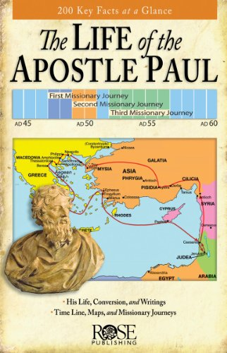 The life of the apostle paul ebook rose publishing amazon the life of the apostle paul by publishing rose fandeluxe Images