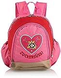 Adelheid Zuckersüss Rucksack 13240914050 Mädchen Mädchenhandtasche 22x29x15 cm (B x H x T), Pink (pink 661)