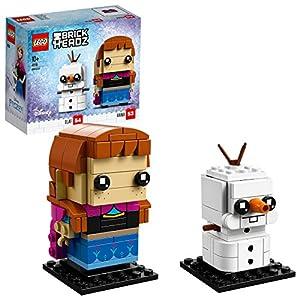 Brickheadz Anna e Olaf, Multicolore, 41618 Giocattolo LEGO