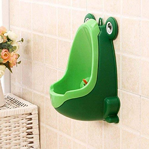 Tenflyer Rana Bambini Potty Toilet Training Kid Urinal for Boy Pee Trainer Bagno