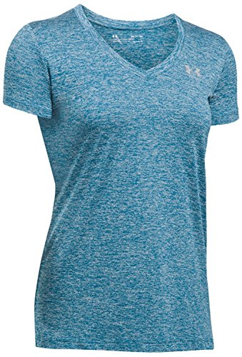 Under Armour Women's Tech Ssv-Twist Short-Sleeve Shirt