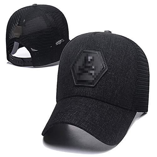 sdssup Baseball Cap Männer und Frauen geschwungene Kappe NET Kappe 7 einstellbar