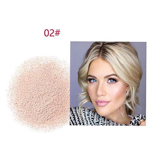 Eaylis Poudre Libre Matifiante Fixante Transparente Visage Maquillage Faite à La Peau Pour Mentionner La Poudre LâChe De Poudre De Couleur Brillante