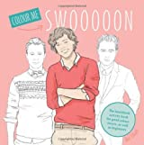 By Mel Elliot - Swoon: The Heartthrob Activity Book for Good Color-Inners as Well as Beginners