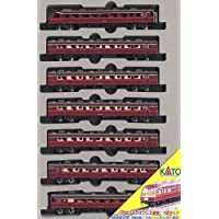 Series 14-700 Salon Express Tokyo (7-Car Set) (Model Train)
