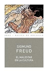 El malestar en la cultura par Sigmund Freud