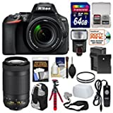 Best Nikon Batteries For Flashes - Nikon D5600 Wi-Fi Digital SLR Camera with 18-140mm Review