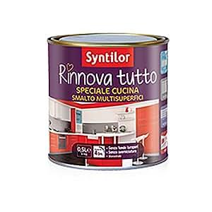 Smalto rinnova tutto 1 l syntilor speciale cucina bianco casa e cucina - Syntilor rinnova tutto speciale mobili ...