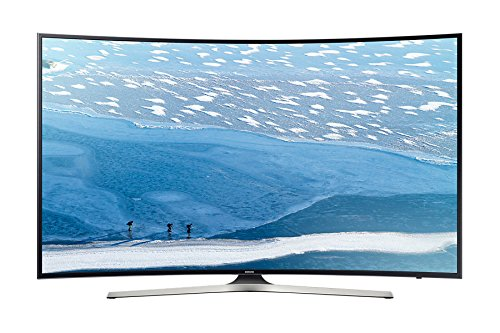 Samsung UE40KU6100K 40' 4K Ultra HD Smart TV Wi-Fi Black,Silver LED TV - LED TVs...