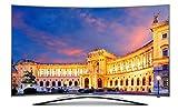 Hisense UB55EC870 138 cm (55 Zoll) Fernseher (Ultra HD, Triple Tuner, Smart TV)