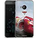 HTC U Play Hülle Case Handyhülle Lightning McQueen Cars 3 Disney Cars