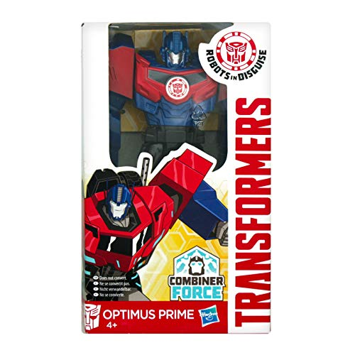 Hasbro Tomy Transformers Optimus Prime Robots in Disguise Combiner Force