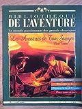 Revue Bibliotheque de l aventure Les aventures de Tom Sawyer - Fabbri - 01/01/1997