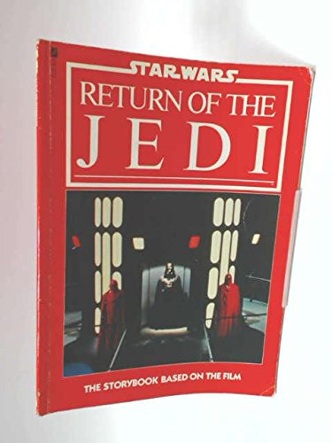 Starwars, Return of the Jedi : the storybook based on the movie