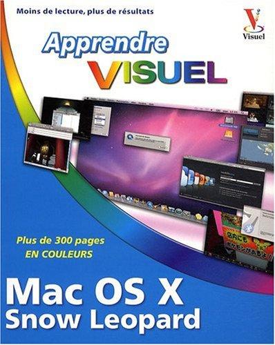 APPRENDRE MAC OS X SNOW LEOPAR