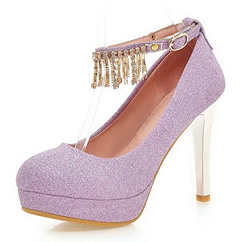 allhqfashion-womens-buckle-round-closed-toe-high-heels-sequins-solid-pumps-shoes-purple-42