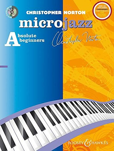 Microjazz for Absolute Beginners (Neuausgabe) Piano +CD