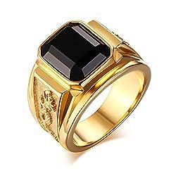 Guirui Jewelry Hombre...