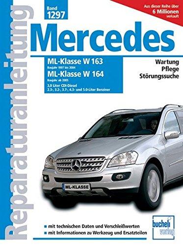 mercedes-benz-ml-serie-163-1997-2004-serie-164-ab-2005-30-liter-cdi-diesel-23-32-35-37-43-und-50-lit