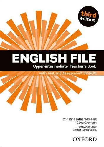 English File Upper-intermediate : Teacher's Book (1Cédérom)