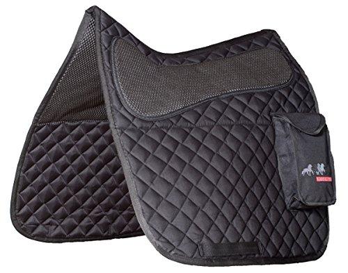 Karlslund Sattel Pad mit Taschen, Baumwolle