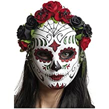 My Other Me Me - Máscara catrina flores mujer (Viving Costumes 203556)