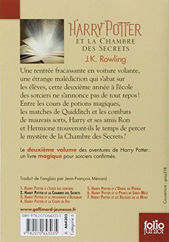 Die harry potter ii harry potter et la chambre des - Film harry potter et la chambre des secrets ...