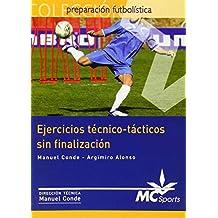 Ejercicios técnico-tácticos sin finalización (Preparacion Futbolistica)
