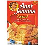 Aunt Jemima l'Original Pancake & Waffle Mix (907g) - Paquet de 2