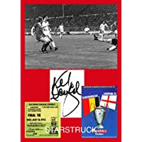 87a99b759 Liverpool FC 1978 European Cup Final Kenny Dalglish Winning Goal Signed  (Pre-Printed)