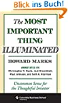 The Most Important Thing Illuminated:...