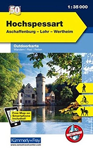 Hochspessart 2013 por Kummerly & Frey AG