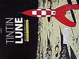 Tintin et la Lune Double Album + 16 P. d'Archives