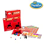 ThinkFun Rover Control Coding Board Game and STEM Toy for Boys and Girls Age 8 and Up