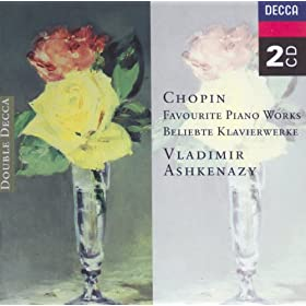 Chopin: Favourite Piano Works (2 CDs)