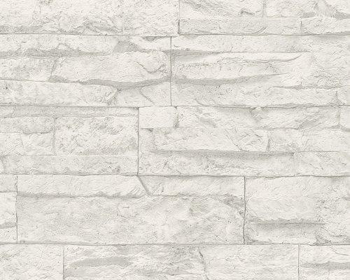 as-creation-707161-tapete-woodn-stone-mustertapete-in-bruchsteinoptik-grau-weiss