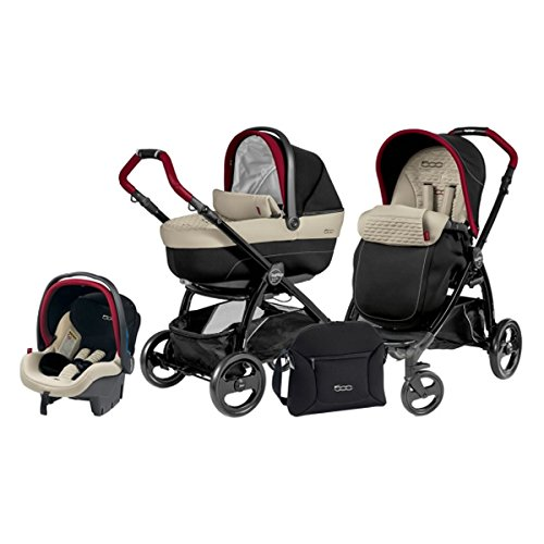 Peg Perego [TRIO] Book Plus Modular 500 Nero-beige